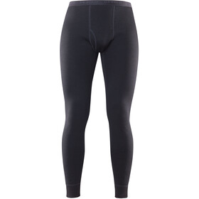 Devold Duo Active Long Johns with Fly Herre black